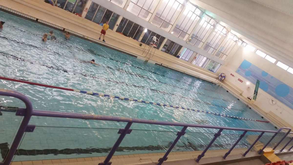 Tooting Leisure Centre Pool