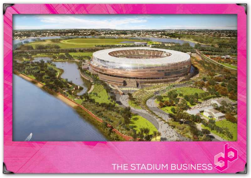 Sports field designer HG Sports Turf has been appointed to install the playing surface at Perth Stadium, a new multi-purpose arena that is currently under construction in the Australian city.