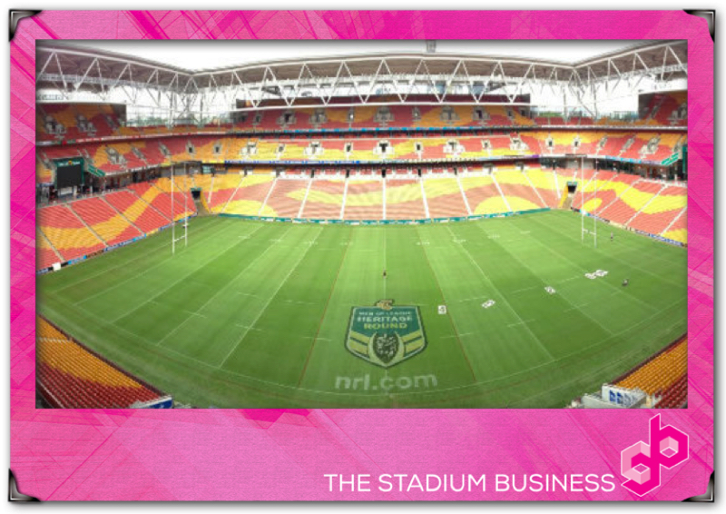 Brisbane's Suncorp Stadium, which serves as the home ground of Australian NRL rugby league club the Broncos, and The Gabba cricket venue are to benefit from a series of digital enhancements, the Queensland government announced yesterday (Thursday).