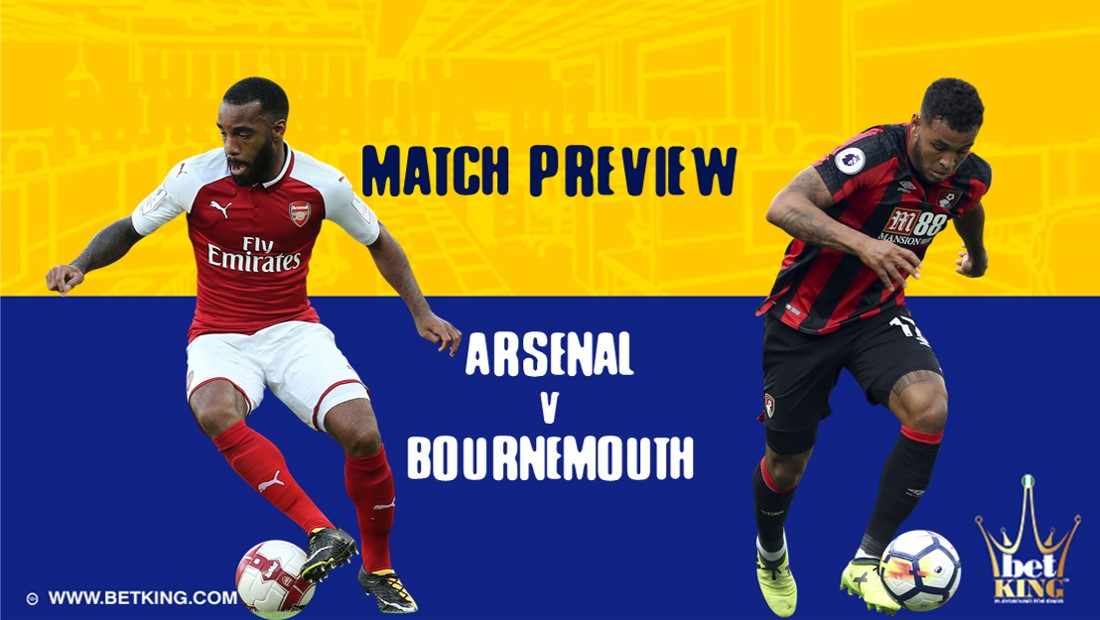 Arsenal v Bournemouth match Preview