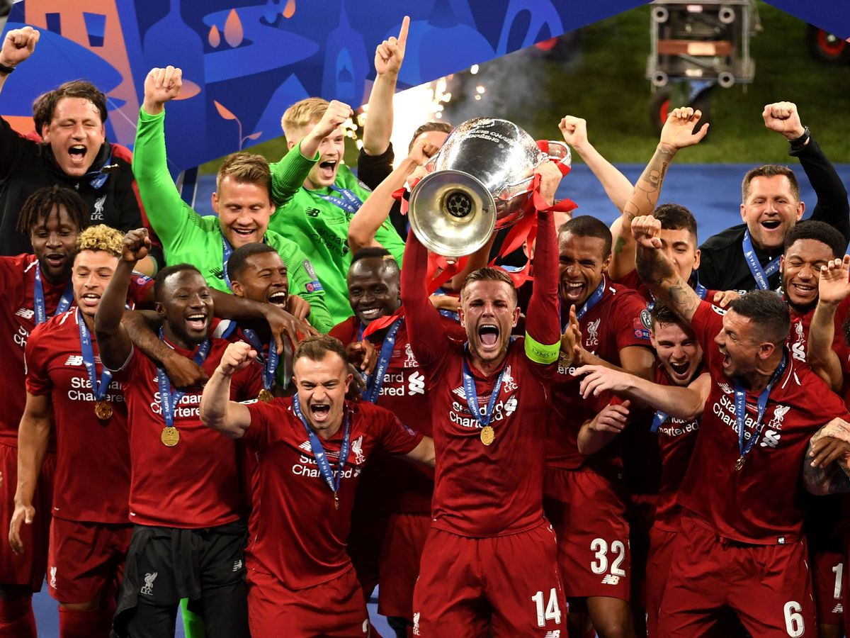 Champions League Liverpool