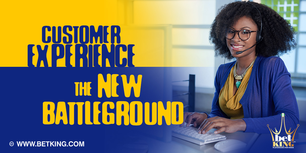 Customer Experience: The New Battleground
