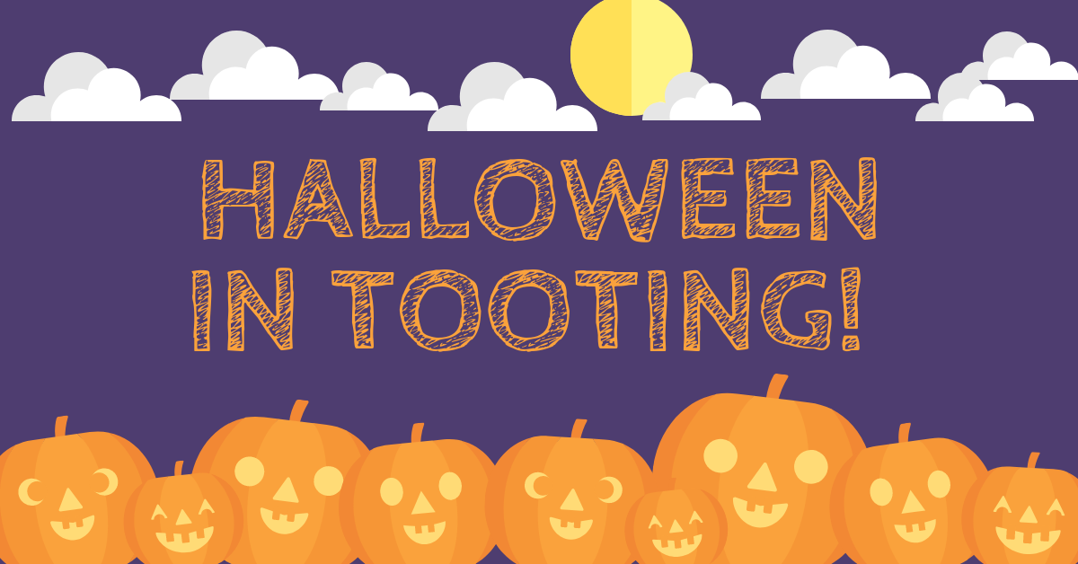 Halloween in Toooooooooting!