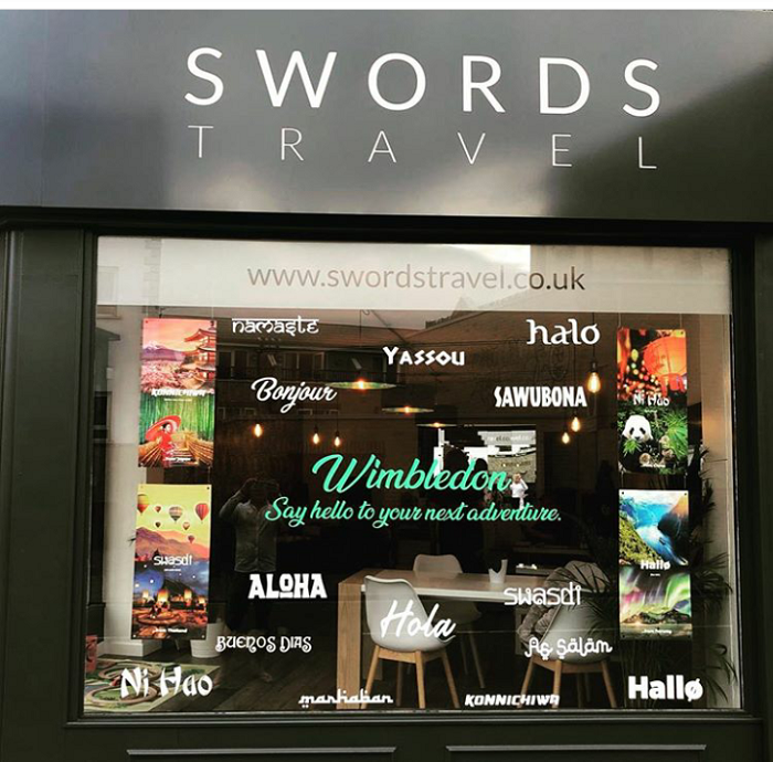 Swords Travel Top 50 winner