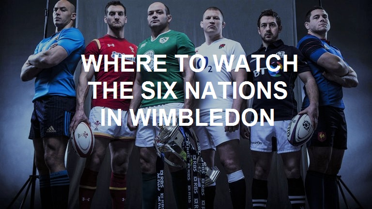 Six Nations Rugby Tournament 2019