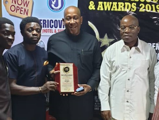 Trek Africa Award 2019 - BetKing Wealth Creation Bet Brand of the Year