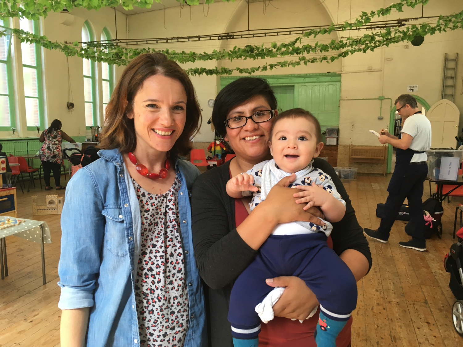 1000 Families Supported By Balham Baby Bank