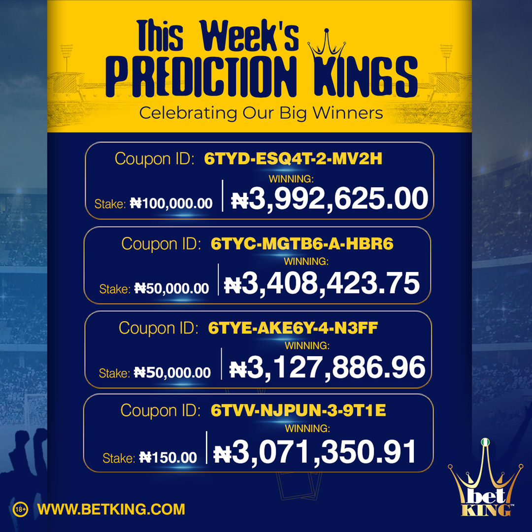 Betking Prediction King